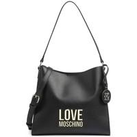 Tassen Dames Handtassen lang hengsel Love Moschino JC4191PP1DLJ000A Noir, Rouge
