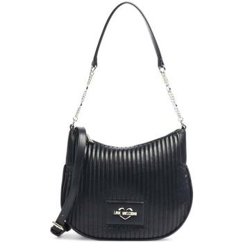 Tassen Dames Handtassen lang hengsel Love Moschino JC4140PP1DLB0000 Noir