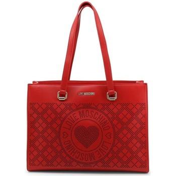 Tassen Dames Tote tassen / Boodschappentassen Love Moschino JC4211PP0CKB150A Rouge