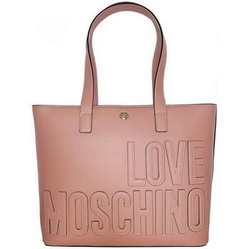 Tassen Dames Tote tassen / Boodschappentassen Love Moschino JC4174PP1DLH0611 Rose