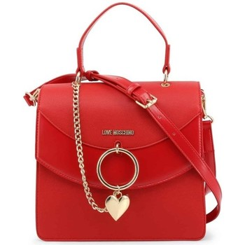 Tassen Dames Handtassen kort hengsel Love Moschino JC4238PP0CKF150A Rouge