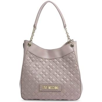 Tassen Dames Handtassen kort hengsel Love Moschino JC4014PP1DLA0001 Violet