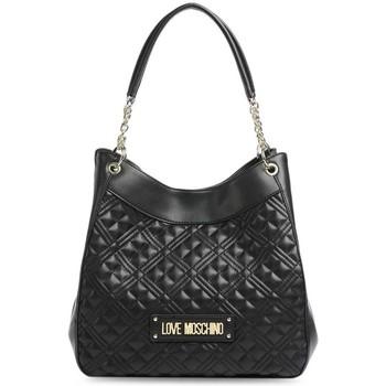 Tassen Dames Handtassen kort hengsel Love Moschino JC4014PP1DLA0000 Noir