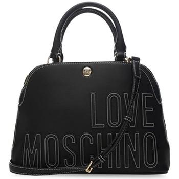 Tassen Dames Handtassen kort hengsel Love Moschino JC4176PP1DLH0000 Noir