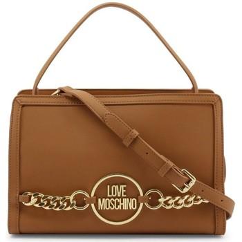 Tassen Dames Handtassen kort hengsel Love Moschino JC4153PP1DLE0201 Marron