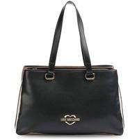 Tassen Dames Handtassen kort hengsel Love Moschino JC4171PP1DLG100A Noir