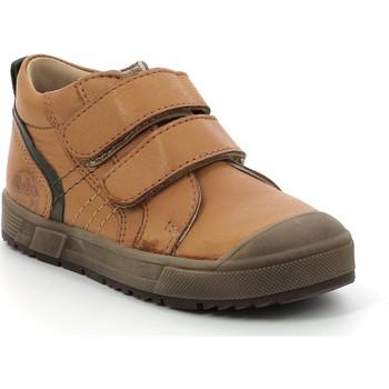 Schoenen Kinderen Hoge sneakers Aster Chaussures enfant  Biboc marron camel