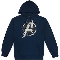 Textiel Heren Sweaters / Sweatshirts Avengers  Marine