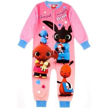 Textiel Meisjes Pyjama's / nachthemden Bing Bunny  Roze