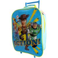 Tassen Kinderen Tassen / Schooltassen op wieltjes Toy Story  Blauw/Geel