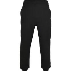 Textiel Broeken / Pantalons Build Your Brand BB002 Zwart