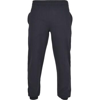 Textiel Broeken / Pantalons Build Your Brand BB002 Marine