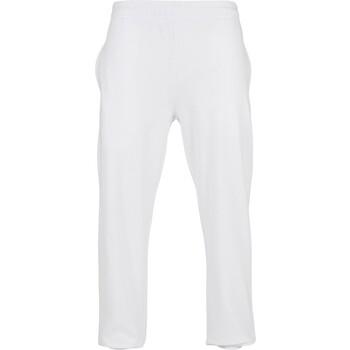 Textiel Broeken / Pantalons Build Your Brand BB002 Wit