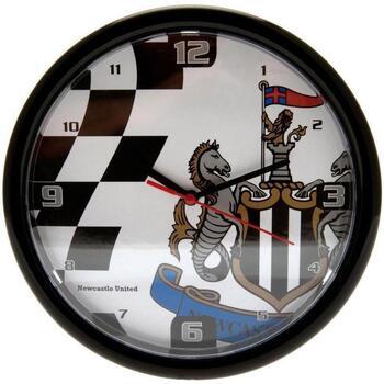 Wonen Klokken Newcastle United Fc TA7784 Zwart/Wit