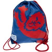 Tassen Sporttas England Fa  Blauw/rood