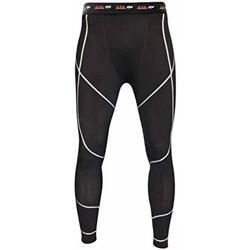 Textiel Jongens Broeken / Pantalons Atak  Zwart