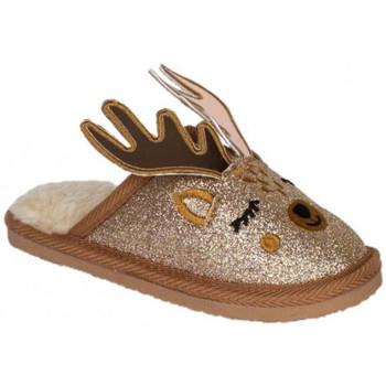 Schoenen Kinderen Sloffen Conguitos KI1 221 06 Brown