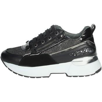 Schoenen Dames Hoge sneakers Keys K-5542 Black