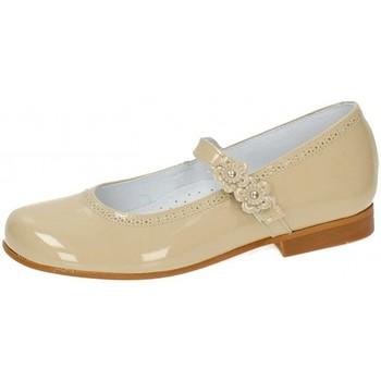 Schoenen Meisjes Ballerina's Bambinelli 25775-18 Brown