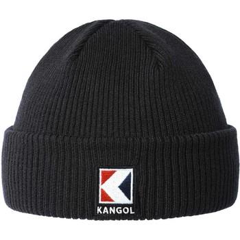 Accessoires Jongens Muts Kangol Bonnet  Service K noir