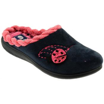 Schoenen Dames Sloffen Inblu  Multicolour
