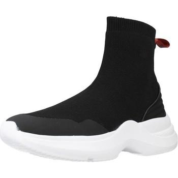 Schoenen Dames Hoge sneakers MTNG BORA Zwart