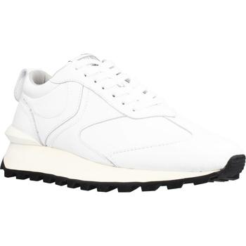 Schoenen Heren Lage sneakers Voile Blanche QWARK MAN CALF Wit