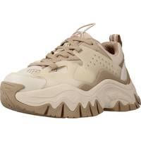 Schoenen Dames Lage sneakers Buffalo TRAIL ONE VEGAN Beige