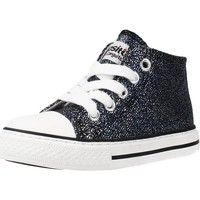 Schoenen Meisjes Hoge sneakers Conguitos LIS14151 Blauw