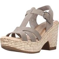 Schoenen Dames Sandalen / Open schoenen Chardi 4030CH Grijs