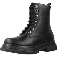 Schoenen Meisjes Laarzen Asso AG12660 Zwart