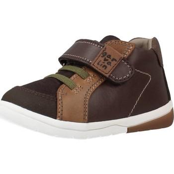 Schoenen Jongens Laarzen Garvalin 211602 Bruin
