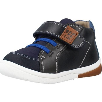 Schoenen Jongens Lage sneakers Garvalin 211602 Blauw