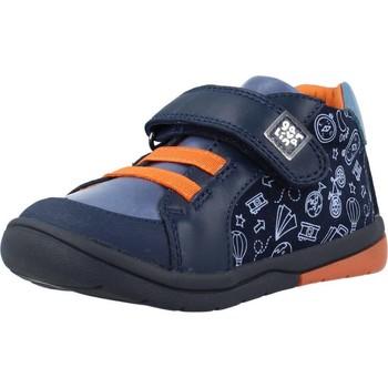 Schoenen Jongens Babyslofjes Garvalin 211603 Blauw
