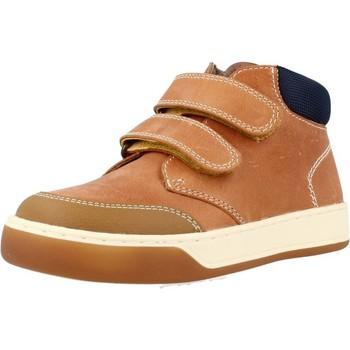 Schoenen Jongens Hoge sneakers Garvalin 211651 Bruin