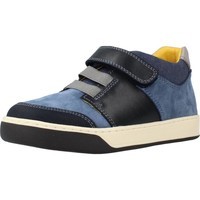 Schoenen Jongens Lage sneakers Garvalin 211655 Blauw