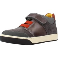 Schoenen Jongens Lage sneakers Garvalin 211655 Grijs