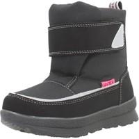 Schoenen Meisjes Laarzen Garvalin 211852 Zwart
