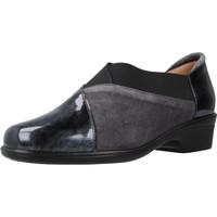 Schoenen Dames Mocassins Piesanto 215608P Zwart