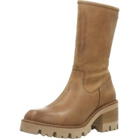 Schoenen Dames Laarzen Porronet 4346P Bruin