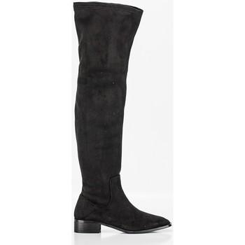 Schoenen Dames Hoge laarzen Corina M1801 Noir