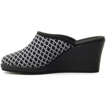Schoenen Dames Sloffen Northome 72018 BLACK