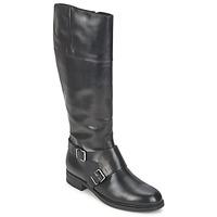 Schoenen Dames Hoge laarzen Carvela WAX Zwart