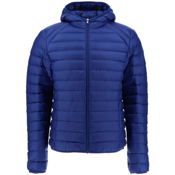 Textiel Heren Jasjes / Blazers JOTT Nico ml capuche basique Blauw