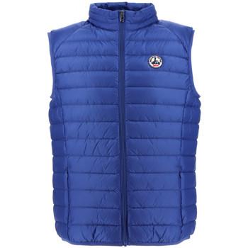 Textiel Heren Jasjes / Blazers JOTT Tom sans manche basique Blauw