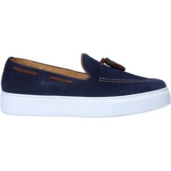 Schoenen Heren Mocassins Exton 511 Blauw