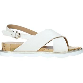 Schoenen Dames Sandalen / Open schoenen Alviero Martini E894 9543 Wit