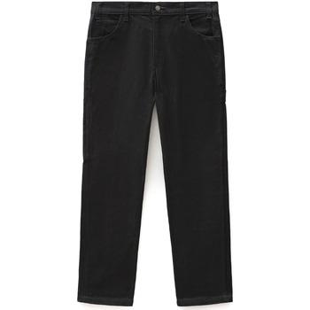 Textiel Heren Broeken / Pantalons Dickies DK0A4XIFBLK1 Zwart