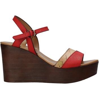 Schoenen Dames Sandalen / Open schoenen Alviero Martini E102 422A Rood