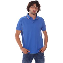 Textiel Heren Polo's korte mouwen Invicta 4452241/U Blauw